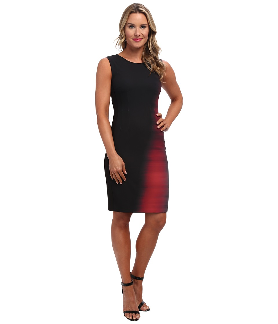 Elie Tahari - Emory Dress (Ruby) Women's Dress