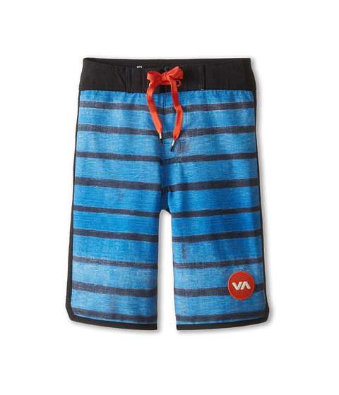 RVCA Kids - Yours Truly Boardshort (Big Kids) (Ultra Blue) Boy's Swimwear