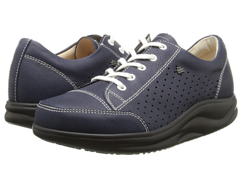 Finn Comfort - Ceylon (Dark Blue) Women's Shoes