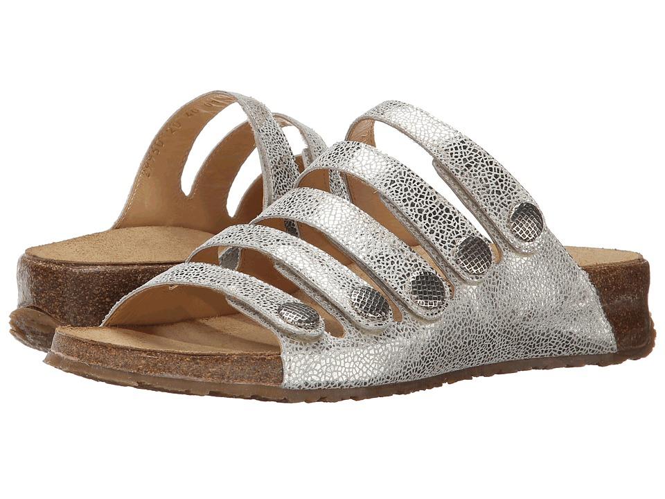 Haflinger - Payton (Champagne) Women's Sandals