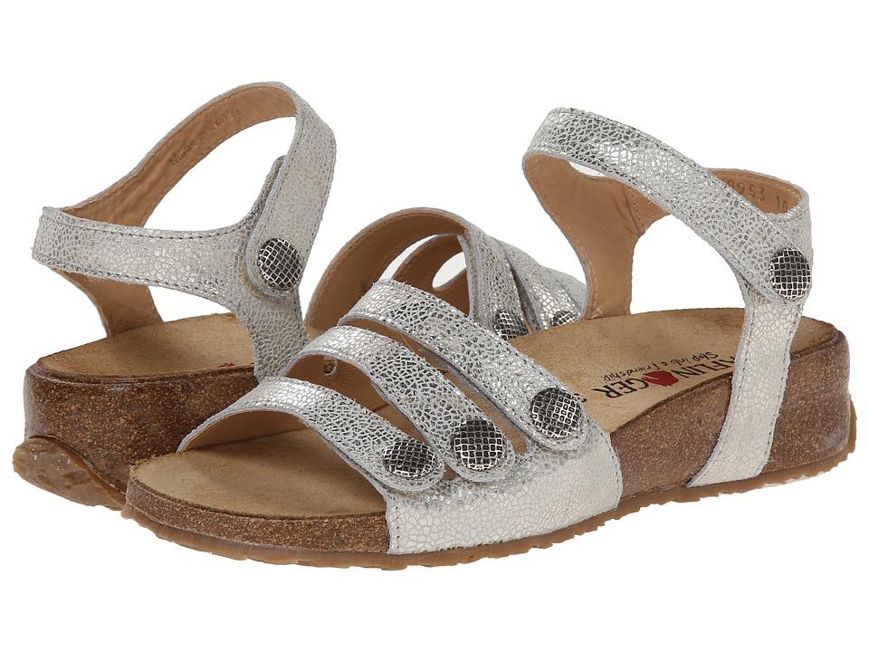 Haflinger - Paige (Champagne) Women's Sandals