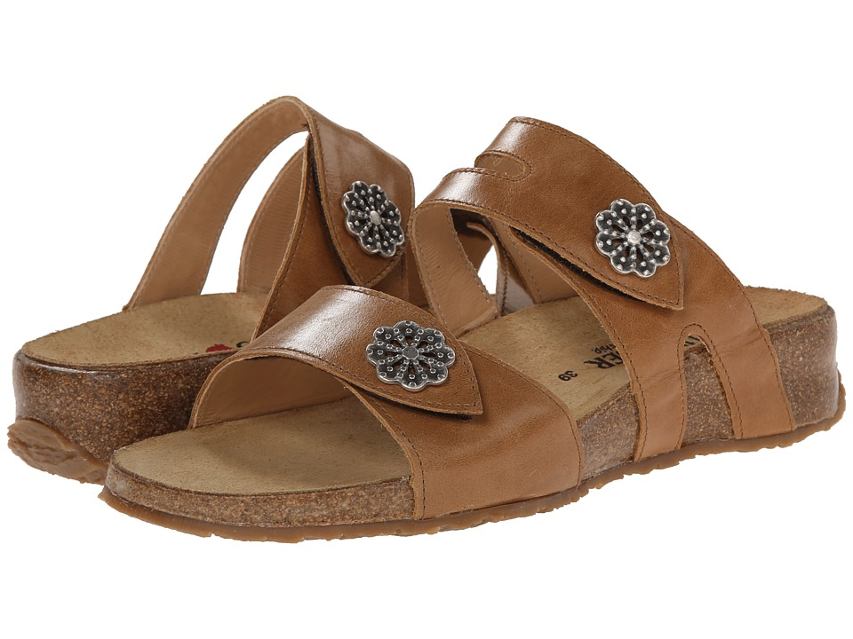 Haflinger - Pansy (Camel) Women's Sandals