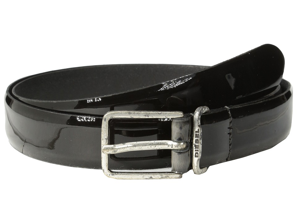 Diesel - Bikevin Belt (Ebony) Men's Belts