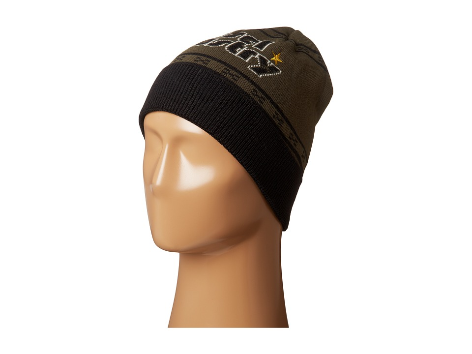 Diesel - K-Sato Cap (Black) Knit Hats