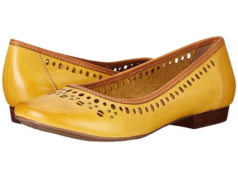 Clarks - Lockney Hot (Honey Leather) Women
