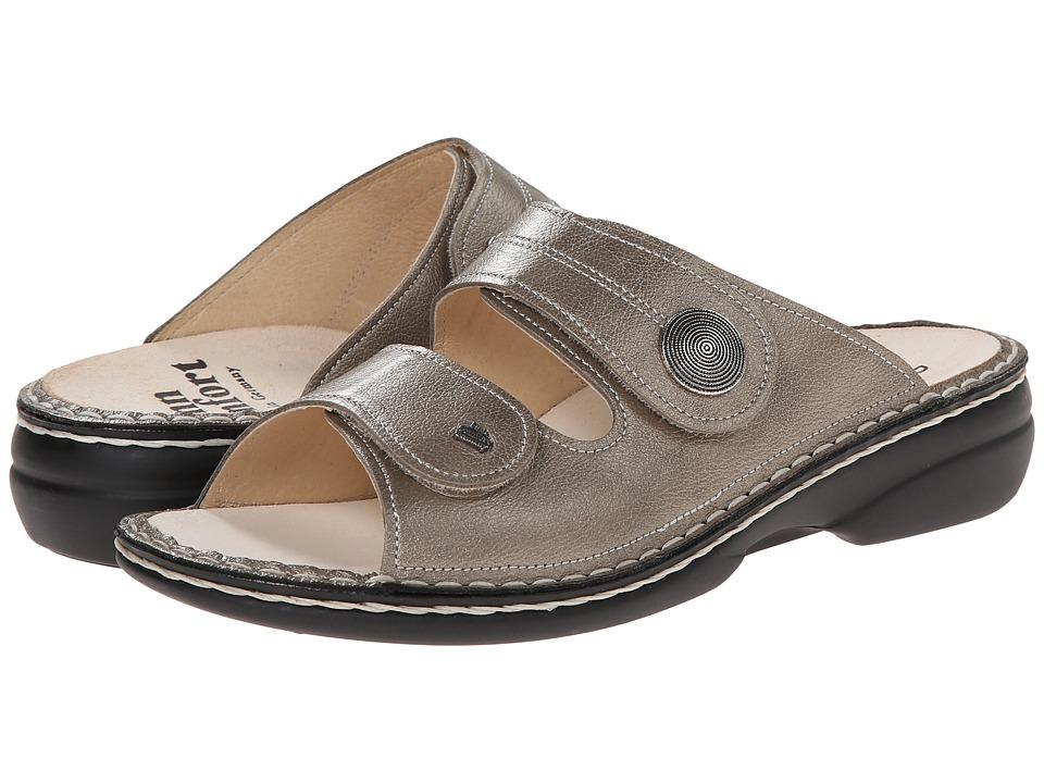 Finn Comfort - Sansibar (Fango) Women's Slide Shoes