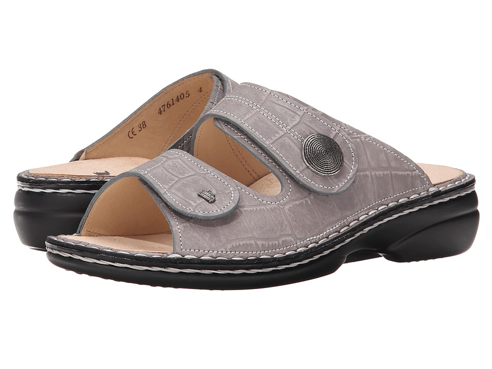 Finn Comfort - Sansibar (Stone) Women's Slide Shoes