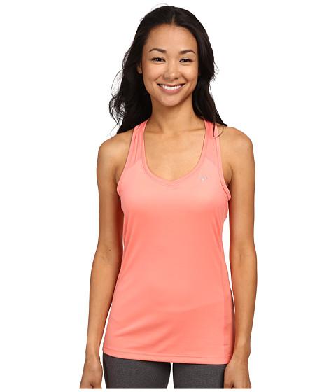 Nike - Miler Tank (Sunblush/Sunblush/Sunblush/Reflective Silver) Women's Workout