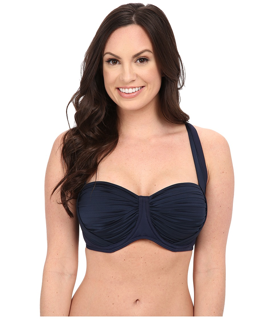Seafolly F Cup Balconette (Indigo) Women
