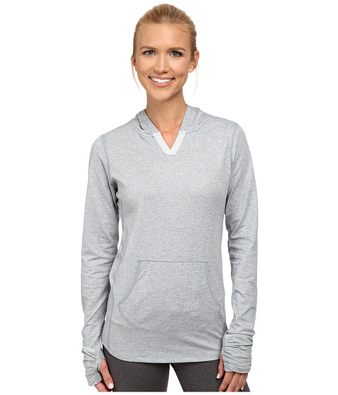 Nike - Element Hoodie (Dove Grey/Heather/Grey Mist/Reflective Silver) Women's Sweatshirt