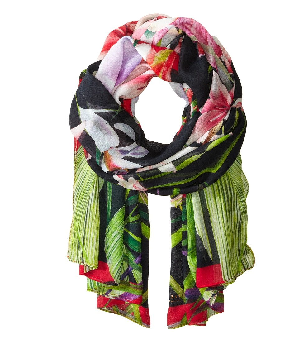 Ted Baker - Tropika (Black) Scarves
