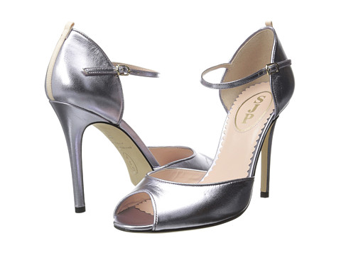 SJP by Sarah Jessica Parker - Ursula (Purple Metallic) Women's Shoes