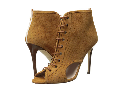 SJP by Sarah Jessica Parker - Marci (Cognac) Women's Shoes