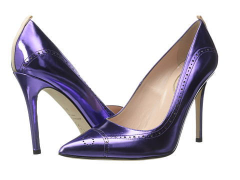 SJP by Sarah Jessica Parker - Marlene (Purple) Women's Shoes