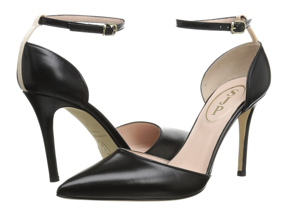 SJP by Sarah Jessica Parker - Tina (Black) Women's Shoes