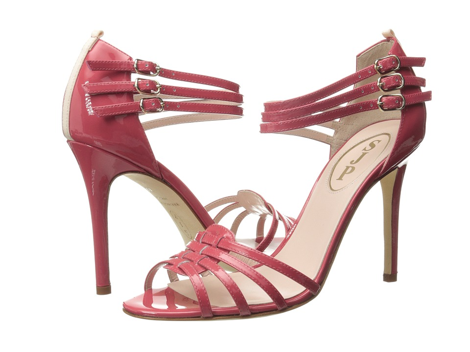 SJP by Sarah Jessica Parker - Ashley (Red) Women's Shoes