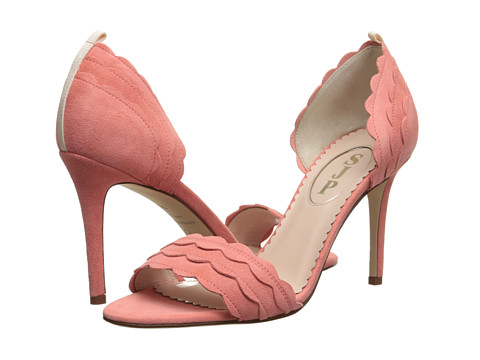 SJP by Sarah Jessica Parker - Bobbie (Salmon Pink) Women's Shoes