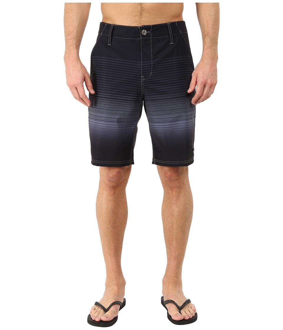 Oakley - On Point Hybrid Short (Jet Black) Men's Shorts