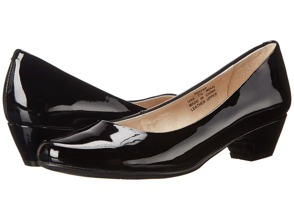 Propet - Taxi (Black Patent) Women's Flat Shoes