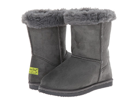 Western Chief Kids - Bootie (Little Kid/Big Kid) (Gray) Girls Shoes