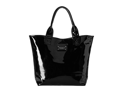 Seafolly - Hit the Beach Tote (Black) Tote Handbags