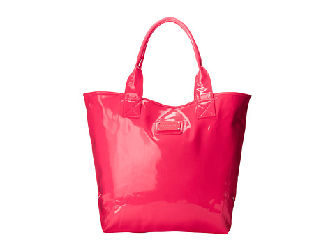 Seafolly - Hit the Beach Tote (Neon Pink) Tote Handbags