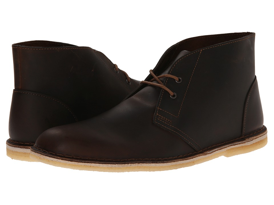 Clarks - Jink Desert (Beeswax Leather) Men