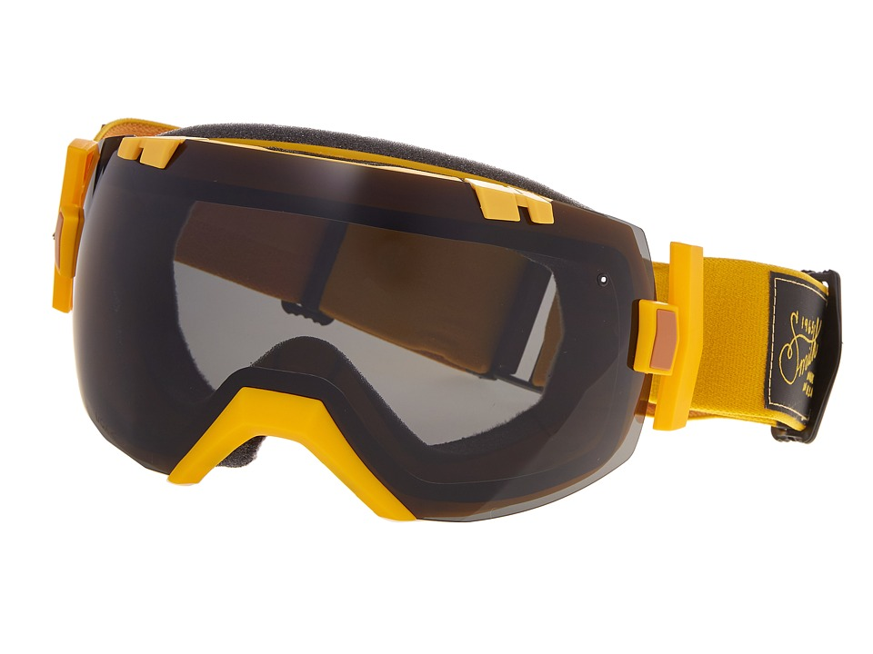 Smith Optics - IO/7 (Revival-Prairie Frame/Blackout/Red Sensor Lens) Snow Goggles