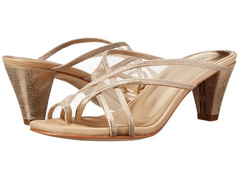 Donald J Pliner - Velo (Nude Nylon Mesh) Women's Sandals