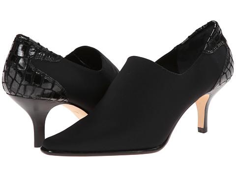 Donald J Pliner - Loc2-D (Black Crepe Elastic) High Heels