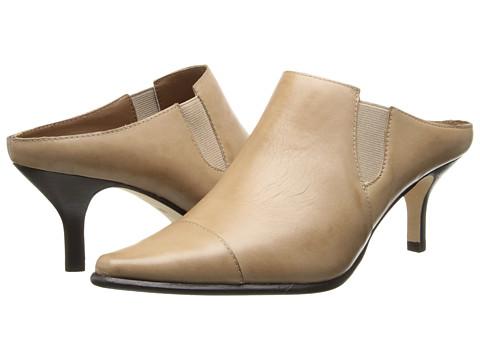 Donald J Pliner - Lope-6363 (Natural Soft Vachetta) High Heels
