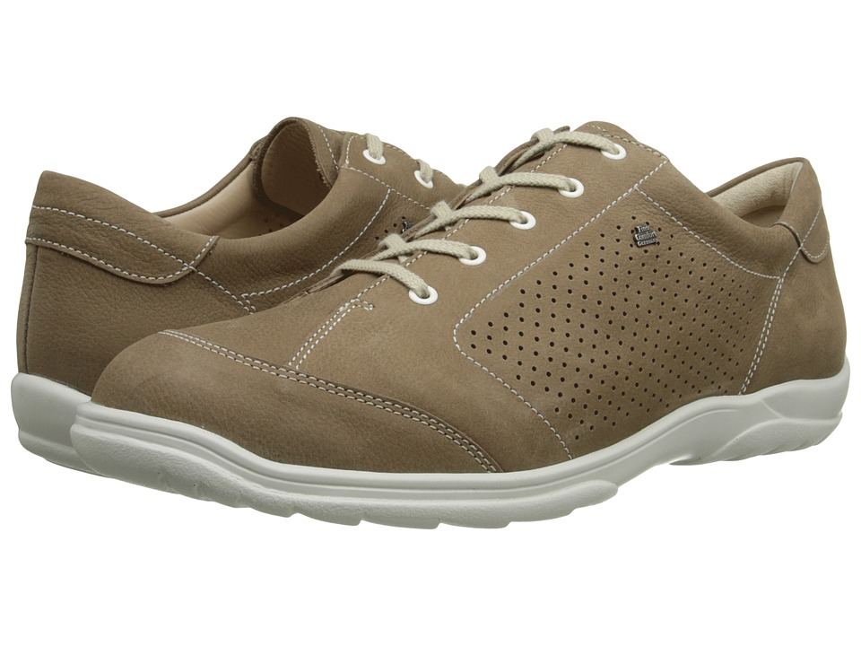 Finn Comfort - Olbia (Clay) Men's Lace up casual Shoes
