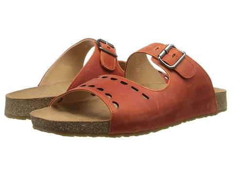 Haflinger - Anna (Rust) Women's Sandals