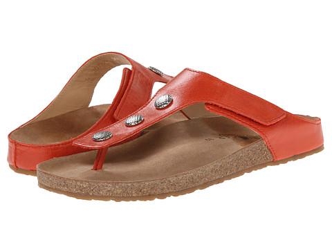 Haflinger - Elisa (Coral) Women's Sandals