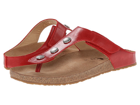 Haflinger - Elisa (Cherry) Women's Sandals