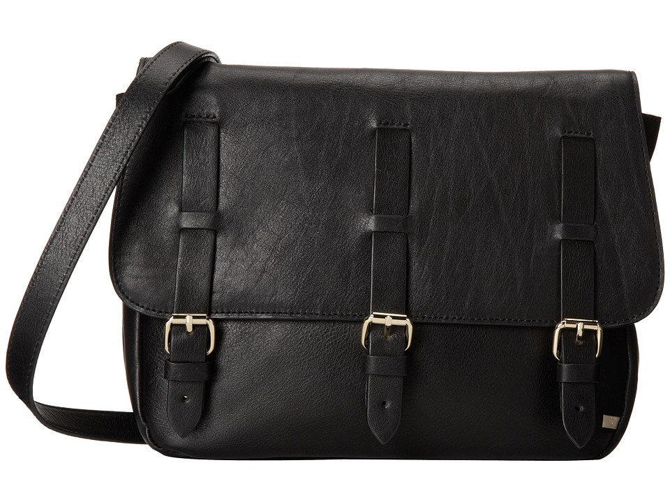 SJP by Sarah Jessica Parker - Ranger (Black Leather) Handbags