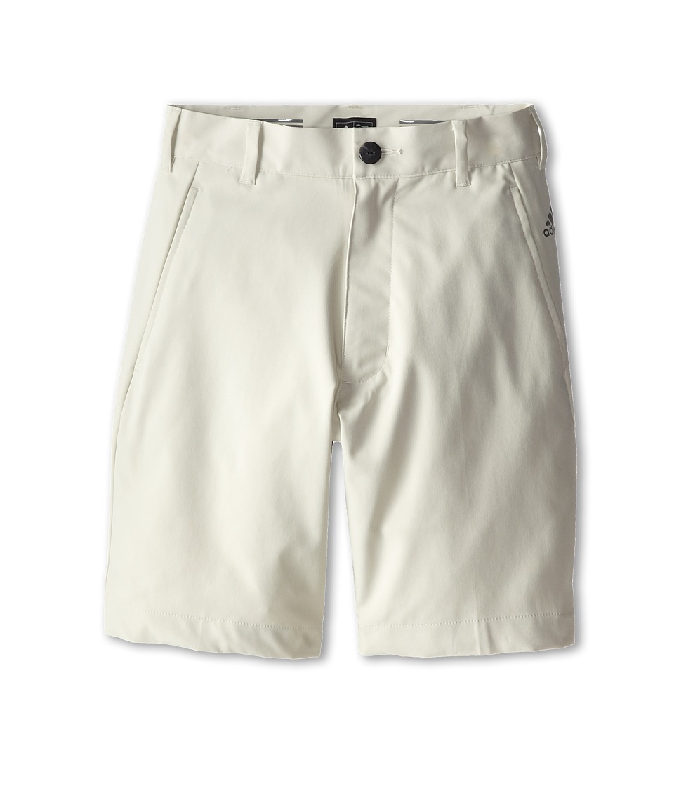 adidas Golf Kids - Puremotion Stretch 3 Stripe Short (Big Kids) (Ecru/Ecru) Boy's Shorts