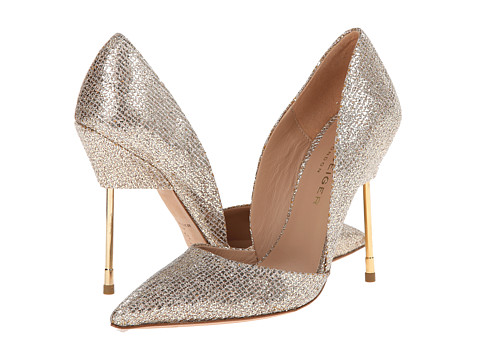 Kurt Geiger - Bond (Peach Fabric) High Heels