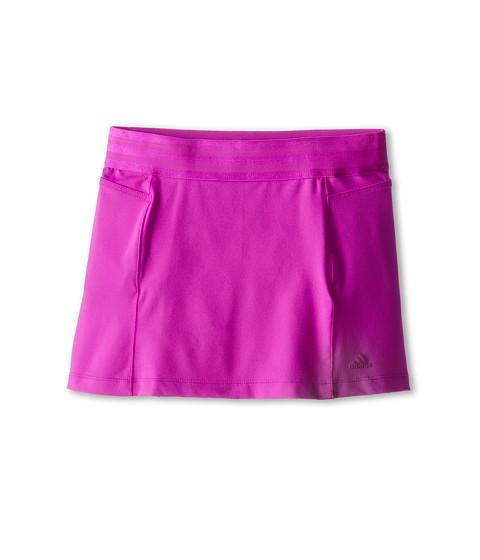 adidas Golf Kids - CLIMALITE Essentials Rangewear Skort (Big Kids) (Flash Pink) Girl's Skort
