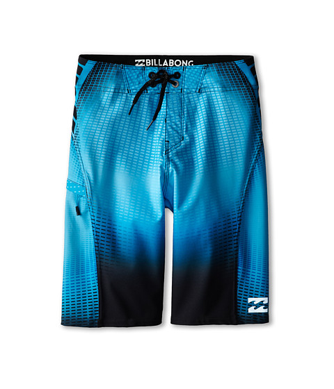 Billabong Kids - Fluid X Boardshorts (Big Kids) (Ocean) Boy's Swimwear