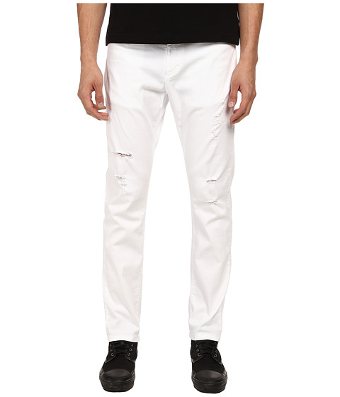 Versace Collection - Loose Fit Pant (White) Men