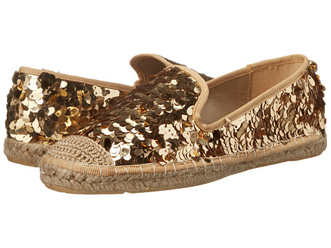 C Label - Adler-10 (Gold) Women's Slip on Shoes