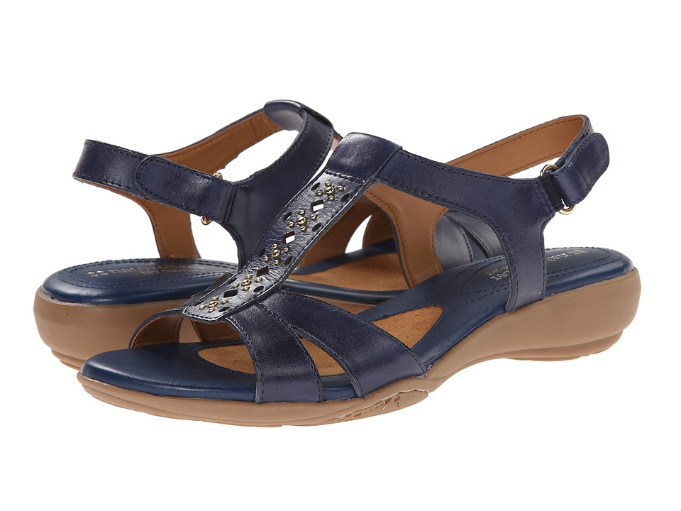 Naturalizer - Capricorn (Mali Blue Leather) Women's Shoes