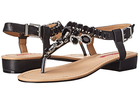 C Label - Cabana-11 (Black) Women's Sandals