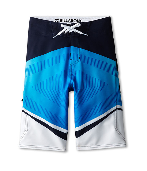 Billabong Kids - Dominance X Boardshorts (Big Kids) (Blue) Boy