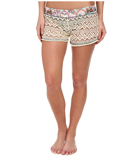 Maaji - Clark Lace Short Cover-Up (Multi) Women's Swimwear