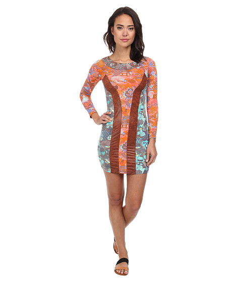 Maaji - Radical Sunset Short Dress Cover-Up (Multi) Women's Swimwear