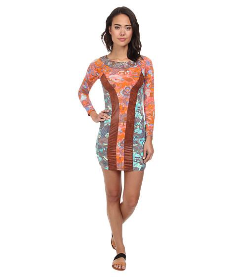 Maaji - Radical Sunset Short Dress Cover-Up (Multi) Women