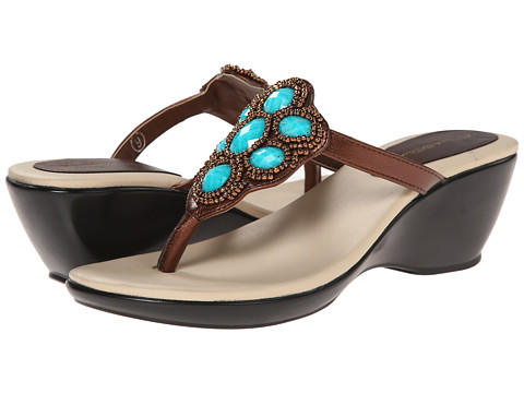 C Label - Milena-1 (Bronze) Women's Shoes