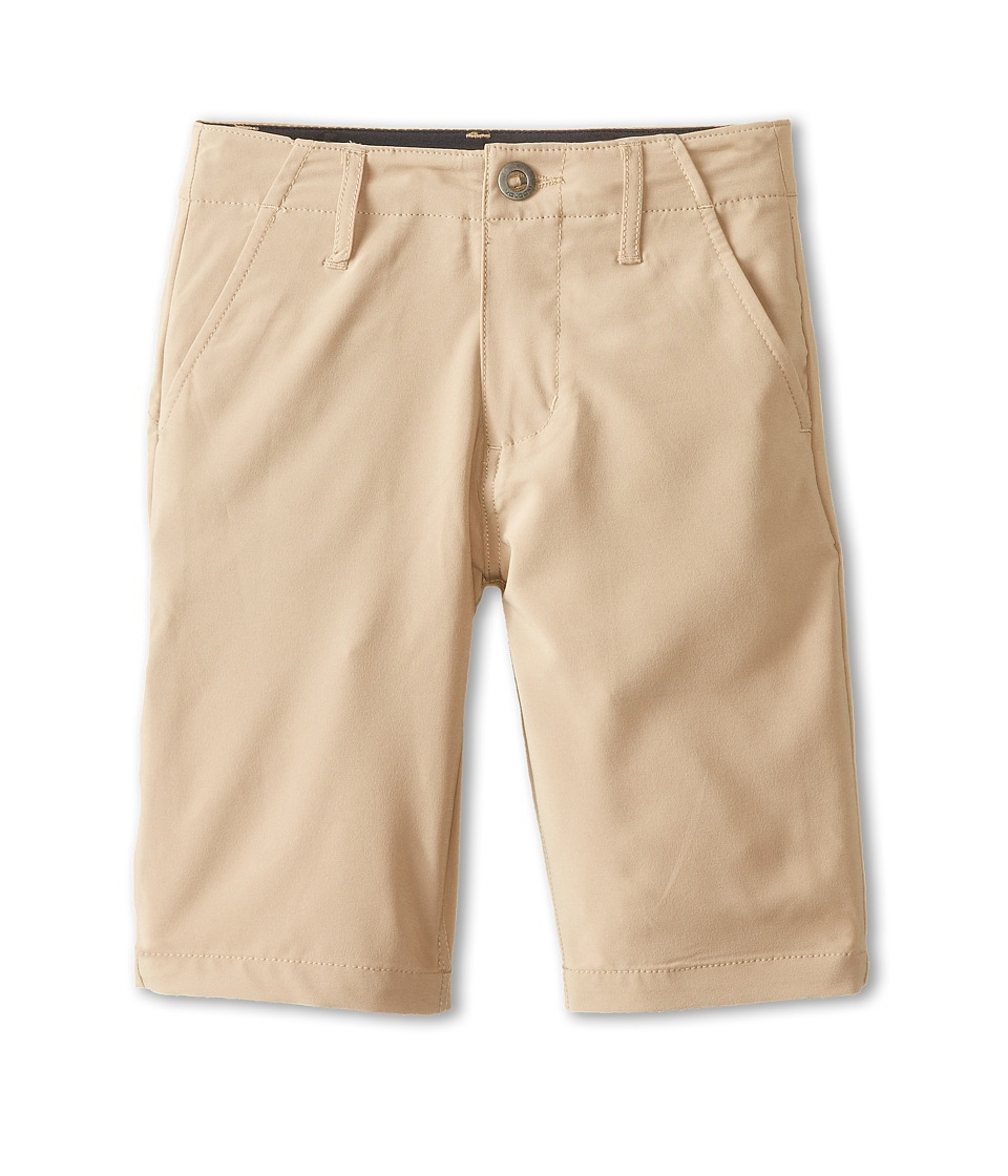 Volcom Kids - Frickin V4S Short (Big Kids) (Dark Khaki) Boy's Shorts